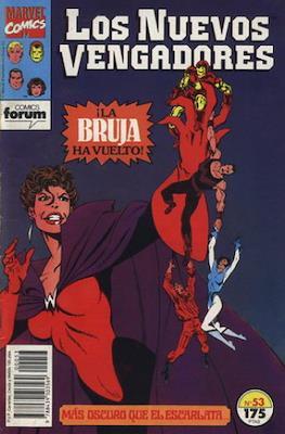 Los Nuevos Vengadores Vol. 1 (1987-1994) (Grapa 32 pp) #53