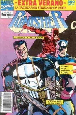 Punisher especiales (1992-1993)