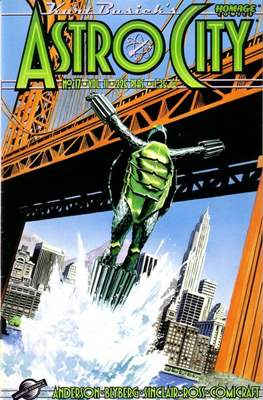 Astro City vol. 2 (1998-2001) (Grapa 24 pp) #17