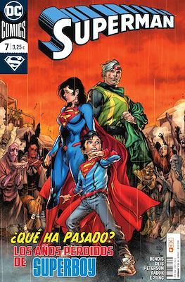 Superman. Nuevo Universo DC / Renacimiento (Grapa) #86/7