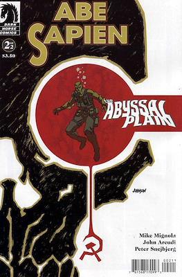 Abe Sapien (Comic Book) #8