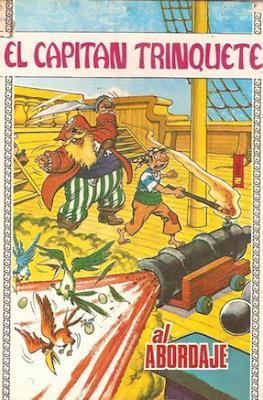 El Capitán Trinquete (Cartoné 48pp) #2