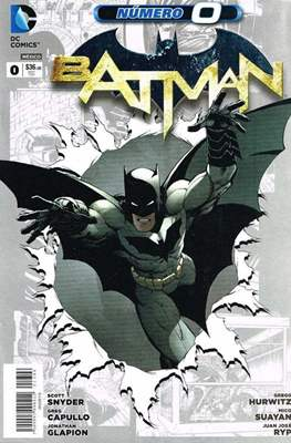 Batman (2012-2017) (Grapa) #0