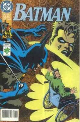 Batman Vol. 1 (Grapa. 1987-2002) #237