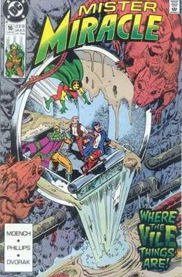 Mister Miracle (Vol. 2 1989-1991) (Comic Book) #16