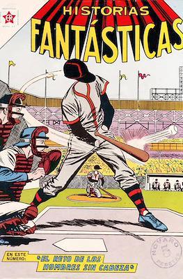 Historias Fantásticas (Grapa) #79