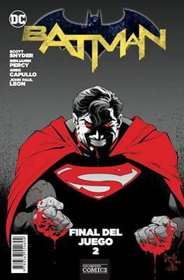 Batman. Final del Juego (Rústica) #2
