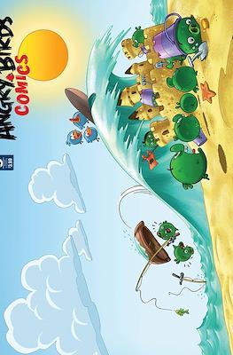 Angry Birds Comics (2016) (Grapa) #5.1