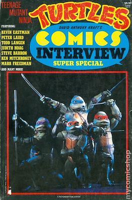 Comics Interview Super Special: Teenage Mutant Ninja Turtles