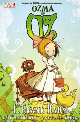The Wonderful Wizard Of Oz (Hardcover) #3