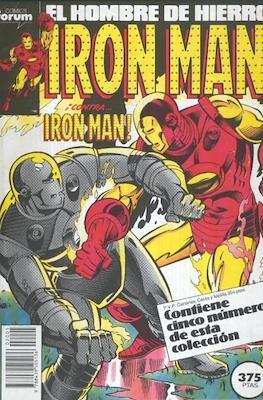 Iron Man. El Hombre de Hierro. Vol. 1 #8