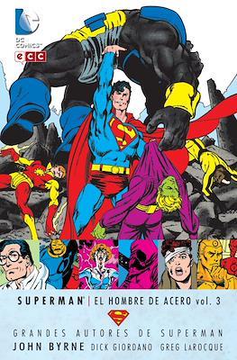 Grandes Autores de Superman: John Byrne (Cartoné 232 pp) #3