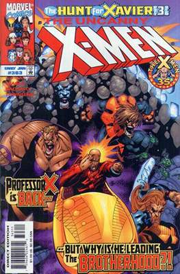 The Uncanny X-Men (1963-2011) (Comic-Book) #363