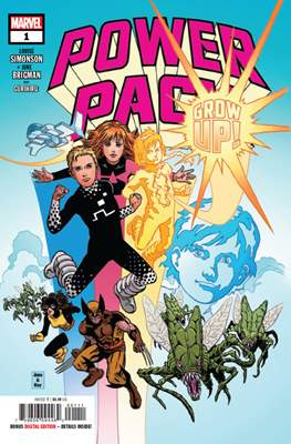 Power Pack - Grow Up!