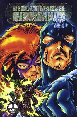 Héroes Marvel (1998) (Grapa 48-56-64-72 pp) #7