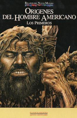 Relatos del Nuevo Mundo (Cartoné 72 pp) #25