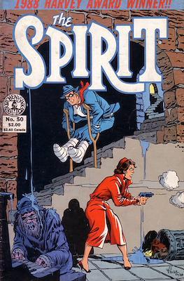 The Spirit (1983-1992) (Comic book. 32 pp) #50