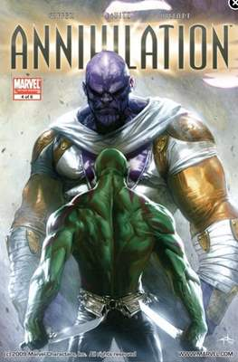 Annihilation (III) (Digital). 2013 #4