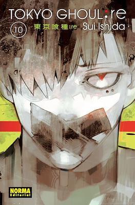 Tokyo Ghoul:re (Rústica con sobrecubierta) #10