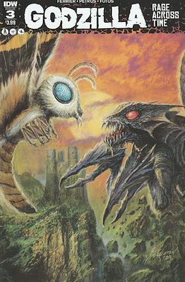 Godzilla Rage Across Time (Grapa 32 páginas - Color) #3