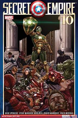Secret Empire (Comic-book) #10