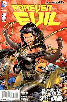 Forever Evil (2013-2014 Variant Cover) #1.4