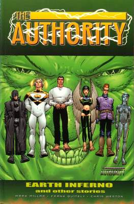 The Authority (Softcover 128-160-192 pp) #3