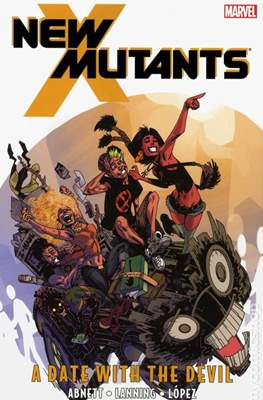 New Mutants Vol. 3 #5