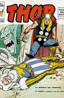 Thor Vol. 2 (Grapa. 56 pp. 1974-1980) #2