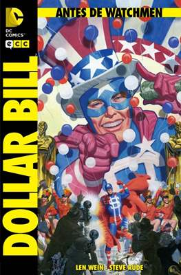 Antes de Watchmen: Dollar Bill
