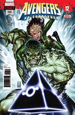The Avengers Vol. 7 (2016-2018) (Comic-book) #686