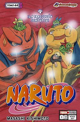 Naruto (Rústica) #44