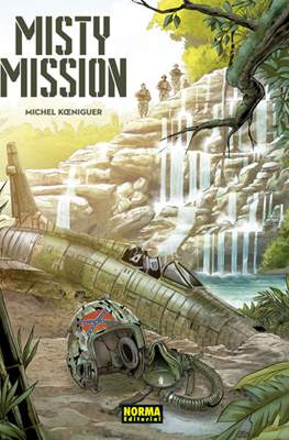 Misty Mission (Cartoné 148 pp) #