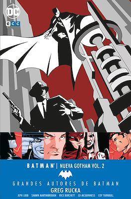 Grandes Autores de Batman: Greg Rucka (Cartoné.) #4