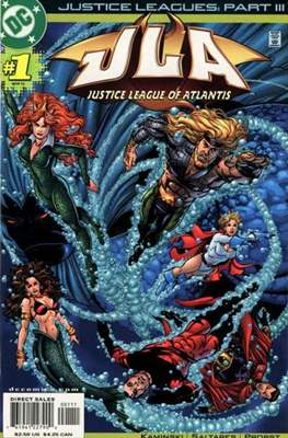 Justice Leagues (Grapa) #3