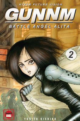 GUNNM: Battle Angel Alita - Hyper Future Vision (Rústica con sobrecubierta) #2
