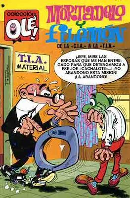 Colección Olé! (1ª Edición - Rústica, 64-80 páginas) #104