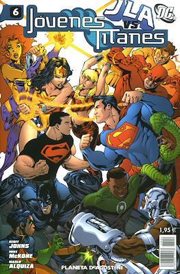 Jóvenes Titanes (2005-2007) #6