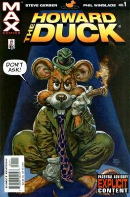 Howard the Duck Vol. 3 (Comic-book) #1
