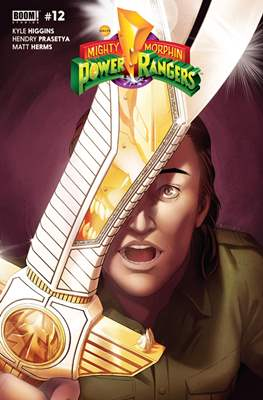 Mighty Morphin Power Rangers (Comic Book) #12