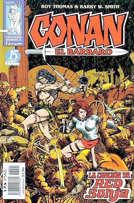 Conan el Bárbaro (1998-2001) (Grapa 24 pp) #24