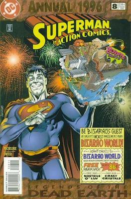 Action Comics Vol. 1 Annual (1987-2011) (Comic Book) #8