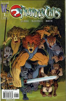 Thundercats (Saddle-Stitched, 32 pages (2002)) #1.1