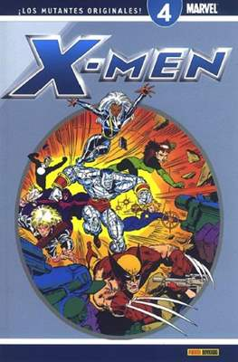 X-Men (Segundo coleccionable) #4