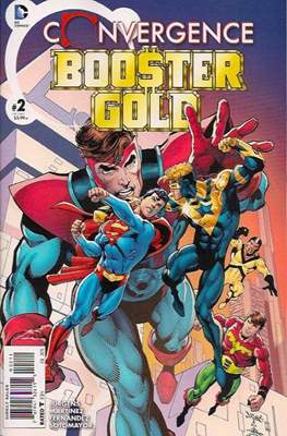 Convergence Booster Gold (2015) (Comic Book) #2