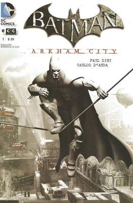 Batman: Arkham city (Grapa) #1