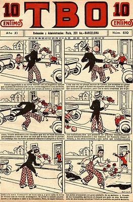TBO (1917-1938) (Cuaderno) #510