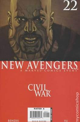 The New Avengers Vol. 1 (2005-2010) (Comic-Book) #22