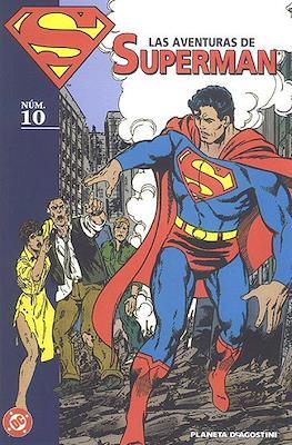 Las aventuras de Superman (2006-2007) #10