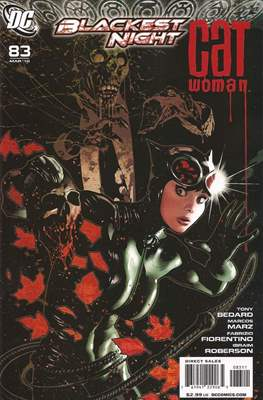 Catwoman Vol. 3 (2002-2008) (Comic Book) #83